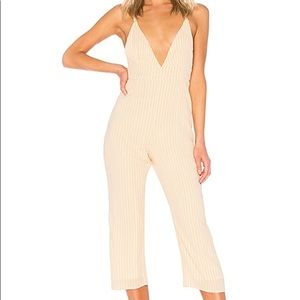 Privacy Please Jumpsuit Size M